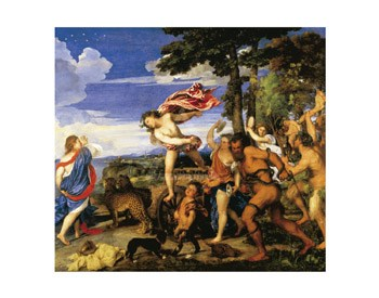 Bacchus and Ariadne  Fine-Art Print