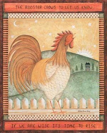 Rooster (Le)  Fine-Art Print