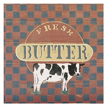 Fresh Butter  Fine-Art Print