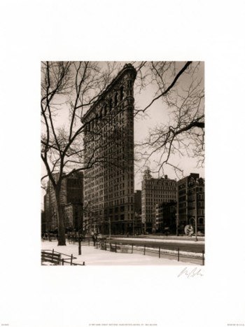 Flat Iron Building  Fine-Art Print