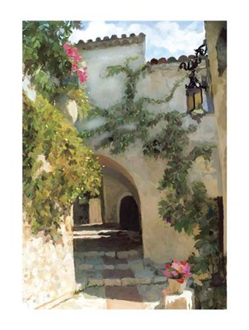 Archway In Provence  Fine-Art Print