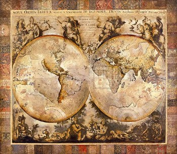 Old World  Fine-Art Print