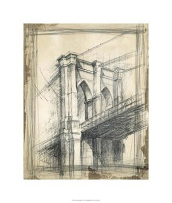 Brooklyn Bridge  Giclee