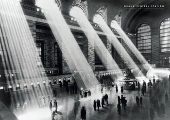 Grand Central Station, New York City, c.1934  Wall Poster