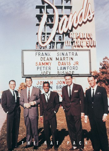 The Rat Pack - Sands  Wall Poster