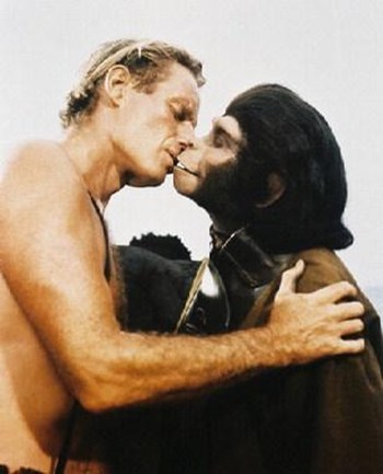 Planet of the Apes  Fine-Art Print