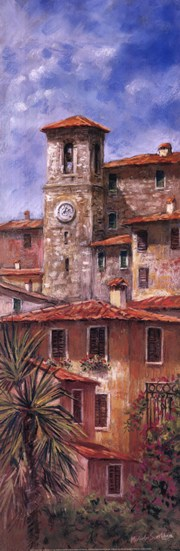 Clock Tower  Fine-Art Print