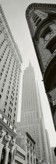 Empire State Building - Broadway  Fine-Art Print