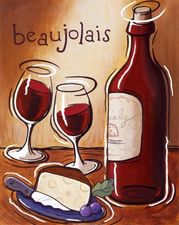 Beaujolais  Fine-Art Print