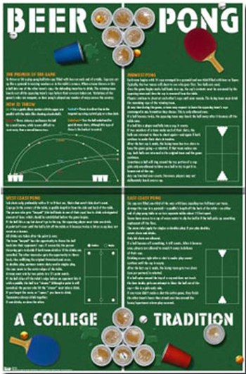 pong game rules