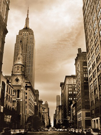 New York City II  Fine-Art Print