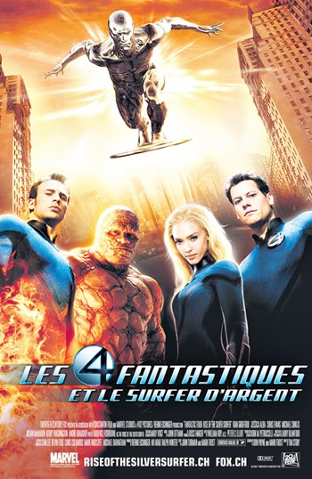 Fantastic Four  Fine-Art Print