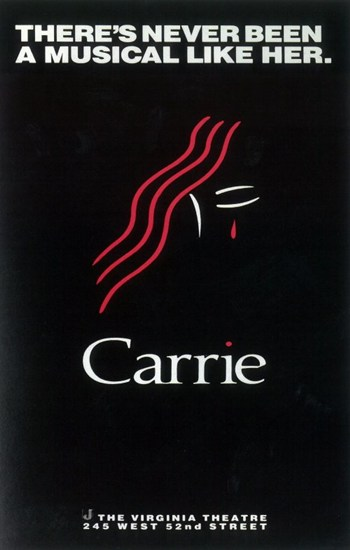 Carrie (Broadway)  Fine-Art Print