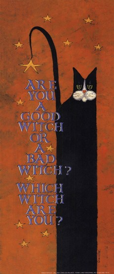 Which, Witch?  Fine-Art Print