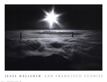 San Francisco Sunrise  Fine-Art Print