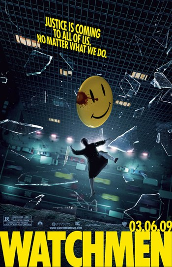 The Watchmen - style O  Wall Poster
