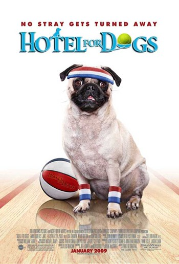 Hotel for Dogs, c.2009 - style A  Wall Poster