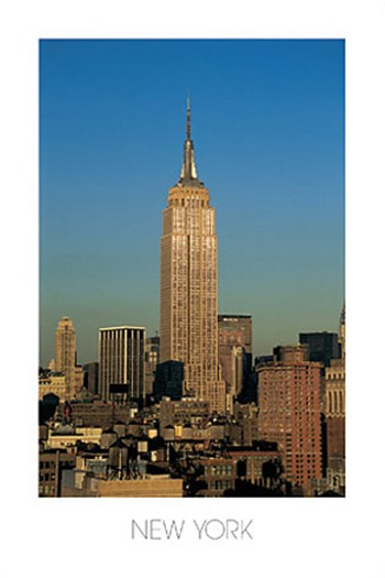 Empire State Building, N.Y.  Fine-Art Print