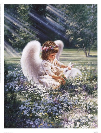 An Angel's Care  Fine-Art Print