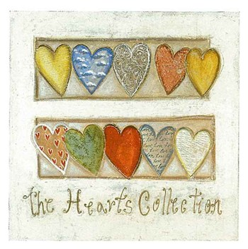 The hearts collection  Fine-Art Print