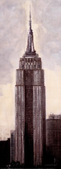 Empire State Building, N.Y.C.  Fine-Art Print