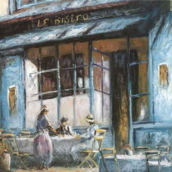 Cafe de Paris  Fine-Art Print