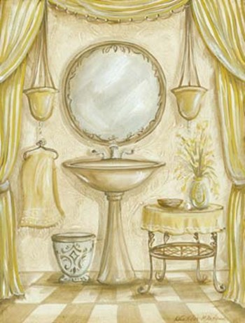 Charming Bath IV  Fine-Art Print