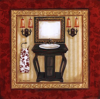 Bath Ii Fine Art Print Bathrooms Art Prints And Posters Bathroom