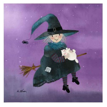 The Witch  Fine-Art Print