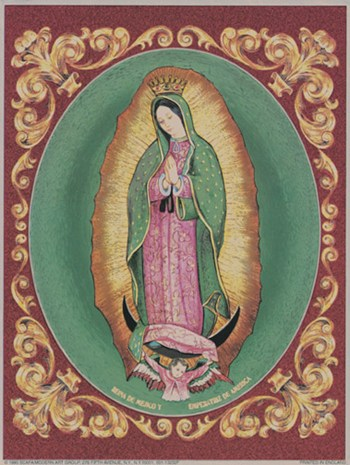 Lady of Guadalupe  Fine-Art Print