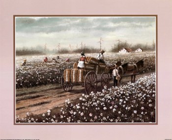Cotton Pickers  Fine-Art Print
