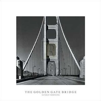 Golden Gate Bridge, Summer, AM  Fine-Art Print