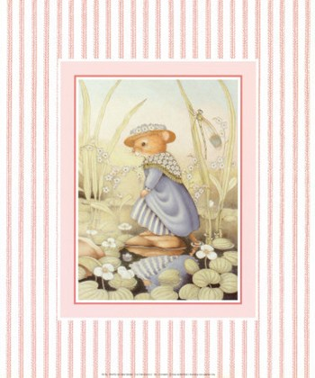 Country Mouse IV  Fine-Art Print
