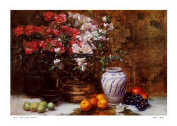 Still Life with Azaleas  Fine-Art Print