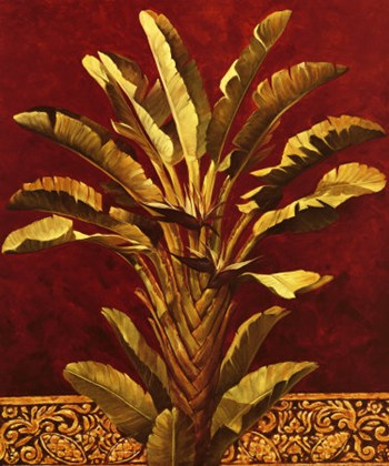 Traveler's Palm  Fine-Art Print