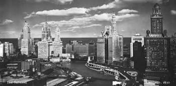 Chicago, c.1930  Fine-Art Print