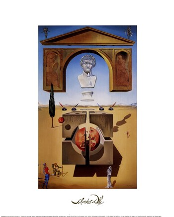 The Madonna of Port Lligat, c.1949 (first version)  Fine-Art Print